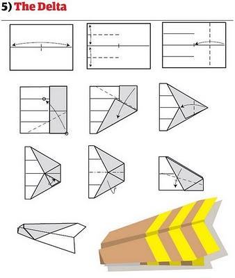 how to make a cool paper aeroplane